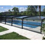 Abri piscine télescopique Mi-haut pour piscine de 6 x 3 m Nos abris de... par LeGuide.com Publicité