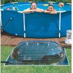 Chauffage solaire pour piscine hors-sol BIG DOME (INDISPONIBLE) Vous... par LeGuide.com Publicité