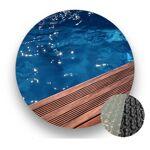 ubbink  Ubbink Bâche à bulle GEOBULLE AZURA 355 x 550 cm octogonale Couverture... par LeGuide.com Publicité