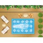Spa de nage béton 4 x 2 m + nage à contre courant Créer vous même votre... par LeGuide.com Publicité