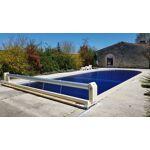 Volet automatique piscine Mouv and Roll Le volet roulant piscine Mouv... par LeGuide.com Publicité