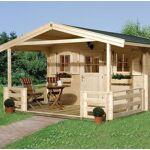 weka  WEKA Abri jardin en bois Konstanz Cette cabane, idéale pour des moments... par LeGuide.com Publicité