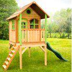 axi  Axi Cabane pour enfant en bois LAURA Vos enfants rêvent d?une cabane... par LeGuide.com Publicité