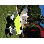 hemisphere editions  Hémisphère editions Table jardin Levity 4 places TABLE... par LeGuide.com Publicité