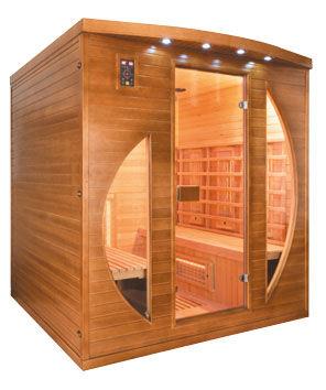 France SAUNA Sauna infrarouge Spectra 4 places