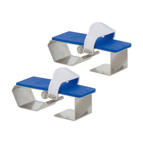 WATER FLEX Pédales AHP bleu pour aquabike