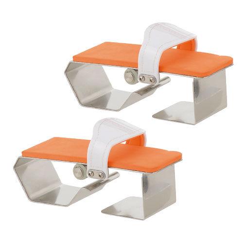 WATER FLEX Pédales AHP orange pour aquabike