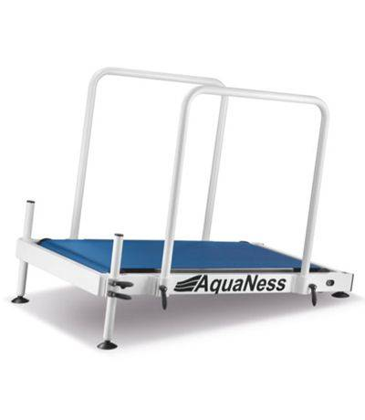 AQUANESS Tapis de marche AquaNess T1 Bleu