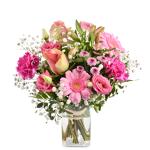 interflora  Interflora Bouquet Rosalie Rosalie est un élégant bouquet de... par LeGuide.com Publicité