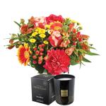 interflora  Interflora Bouquet Tutti frutti et sa bougie parfumée Esteban... par LeGuide.com Publicité
