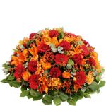interflora  Interflora Bouquet Mémorial Coussin rond de fleurs naturelles... par LeGuide.com Publicité