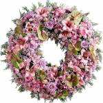 interflora  Interflora Bouquet Trinité Trinité est une couronne funéraire... par LeGuide.com Publicité