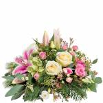 interflora  Interflora Bouquet Aria Coupe de plantes vertes et fleuries... par LeGuide.com Publicité