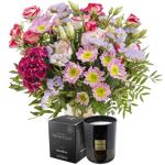 interflora  Interflora Bouquet Tendre bisou et sa bougie Esteban Tendre... par LeGuide.com Publicité