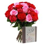 interflora  Interflora Bouquet Mes premiers mois Marabout Brassée de roses... par LeGuide.com Publicité