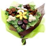 interflora  Interflora Bouquet des gourmands Idée cadeau - Bouquet en chocolat... par LeGuide.com Publicité