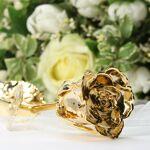 interflora  Interflora Bouquet Rose en or Rose en or - Rapidité : Remise... par LeGuide.com Publicité
