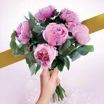 interflora  Interflora Bouquet Nos belles pivoines Nos belles pivoines... par LeGuide.com Publicité