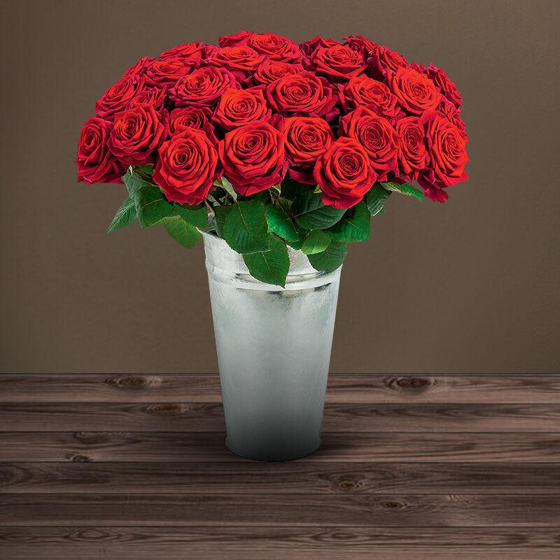 Interflora Bouquet Rose du dernier adieu