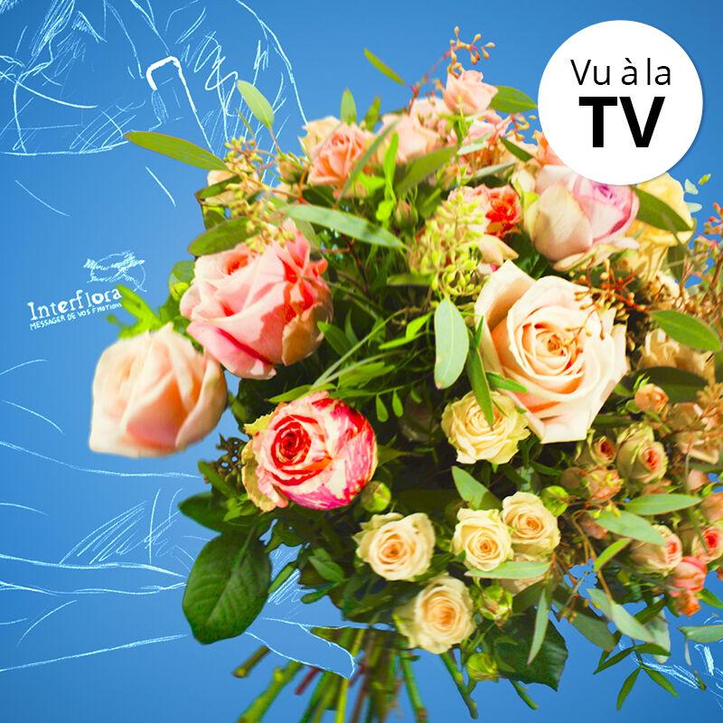 Interflora Bouquet Tendre surprise
