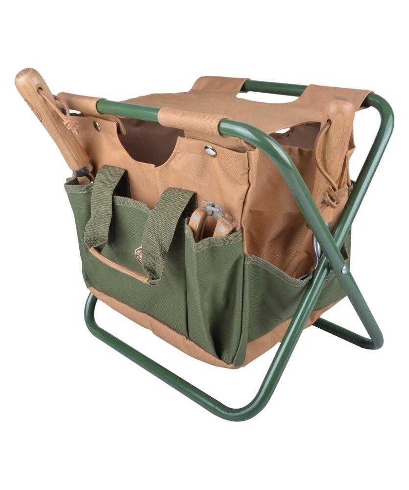 Garden Tools Chaise pliante range-outils