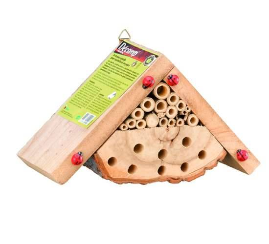Décamp' Maison à insectes