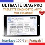 SELF AUTO DIAG Valise diagnostic auto multimarque complète ULTIMATE DIAG... par LeGuide.com Publicité