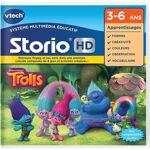 vtech  VTECH - Jeu Éducatif Storio - Trolls VTECH - Jeu Éducatif Storio... par LeGuide.com Publicité