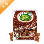 lutti  LUTTI Lot de 6 Guimauves Koala enrobée de chocolat au lait - 185... par LeGuide.com Publicité