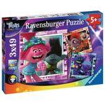 giochi preziosi  GIOCHI PREZIOSI RAVENSBURGER - Puzzles 3x49 pièces Tournée... par LeGuide.com Publicité