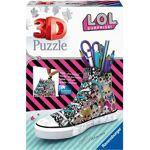 ravensburger  RAVENSBURGER - Puzzle 3D 108 pièces Sneaker LOL Surprise... par LeGuide.com Publicité