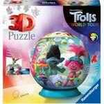 giochi preziosi  GIOCHI PREZIOSI RAVENSBURGER - Puzzle 3D rond 72 pièces... par LeGuide.com Publicité