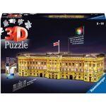 ravensburger  RAVENSBURGER Puzzle 3D Buckingham Palace illuminé Ravensburger... par LeGuide.com Publicité