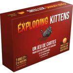 asmodee  ASMODEE - Exploding Kittens - Jeu de société ASMODEE Exploding... par LeGuide.com Publicité