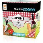 TOPI GAMES Familly Quizz Cuisine et Vin - Jeux de société TOPI GAMES... par LeGuide.com Publicité