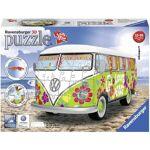 ravensburger  RAVENSBURGER Puzzle 3D Combi T1 Volkswagen - Hippie Style... par LeGuide.com Publicité