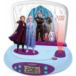 lexibook  LEXIBOOK La Reine des Neiges 2 - Réveil projecteur avec sons... par LeGuide.com Publicité