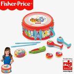 fisher price  FISHER PRICE Tambour musical FISHER PRICE Tambour musical... par LeGuide.com Publicité