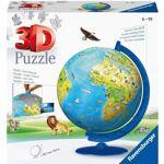 ravensburger  RAVENSBURGER Puzzle 3D Mappemmonde 180 pcs Jeux Ravensburger... par LeGuide.com Publicité