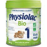 physiolac  PHYSIOLAC Bio1 - lait en poudre 1er âge - 800g Lait infantile... par LeGuide.com Publicité