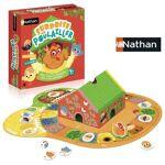 nathan  NATHAN - Surprise au poulailler - 30055 Un jeu de société autour... par LeGuide.com Publicité