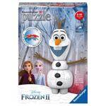 ravensburger  RAVENSBURGER - La Reine des Neiges 2 Puzzle 3D Olaf 54 pièces... par LeGuide.com Publicité