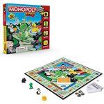 monopoly  Monopoly Junior - Jeu de société pour enfants - Jeu de plateau... par LeGuide.com Publicité