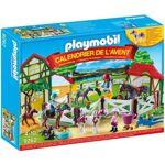 playmobil  PLAYMOBIL 9262 - Calendrier de l'Avent - Le Centre Équestre... par LeGuide.com Publicité