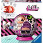 ravensburger  RAVENSBURGER - Puzzle 3D rond 72 pièces LOL Surprise Jeux... par LeGuide.com Publicité