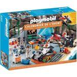 playmobil  PLAYMOBIL 9263 - Calendrier de l'Avent - Top Agents l'Atelier... par LeGuide.com Publicité