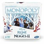 monopoly  MONOPOLY : La Reine des Neiges - jeu de plateau Retrouvez le... par LeGuide.com Publicité