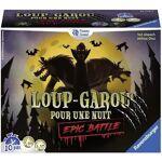 ravensburger  RAVENSBURGER Loup Garou pour une Nuit - Epic Battle - Regroupe... par LeGuide.com Publicité