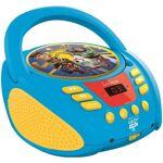 lexibook  LEXIBOOK Toy Story 4 Lecteur CD pour enfant Lecteur CD à chargement... par LeGuide.com Publicité