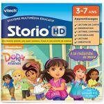 vtech  VTECH - Jeu Éducatif Storio - Dora Et Ses Amis VTECH - Jeu Éducatif... par LeGuide.com Publicité